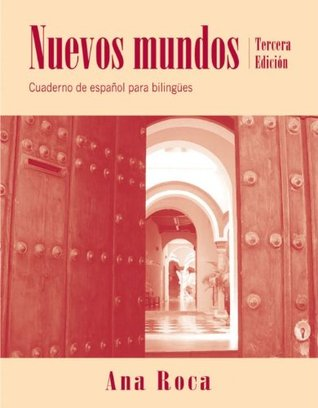 Nuevos Mundos 3rd Edition workbook