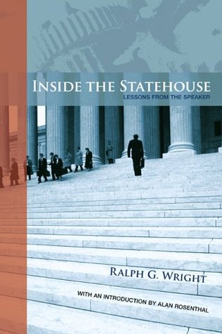 Inside the Statehouse: Lessons from the Speaker
