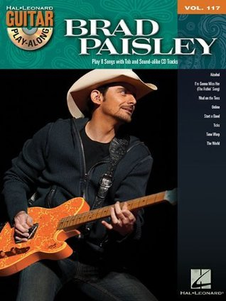 Guitar Play-Along: Volume 117: Brad Paisley