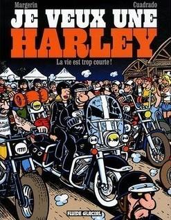 La vie est trop courte ! (Je veux une Harley, #1)