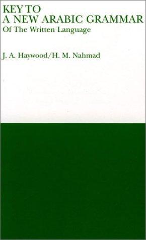 Key to a New Arabic Grammar