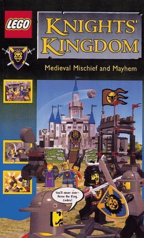 Knights' Kingdom: Lego Comic Books