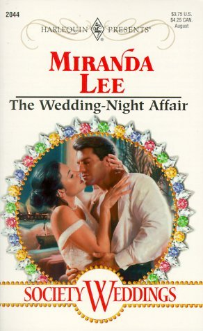 The Wedding Night Affair by Miranda Lee