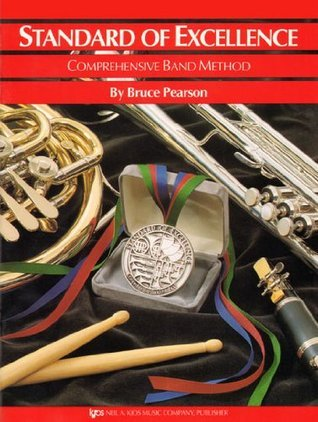 Standard of Excellence - Comprehensive Band Method - Book 1 Baritone B.C.