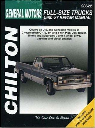 GM Full-Size Trucks, 1980-87