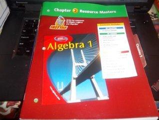 Algebra 1 Chapter 2 Resource Masters