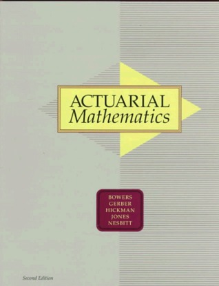 ACTUARIAL MATHEMATICS BOWERS PDF DOWNLOAD