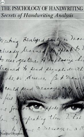 Psychology of Handwriting by Nadya Olyanova