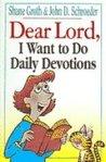Dear Lord, I Want...