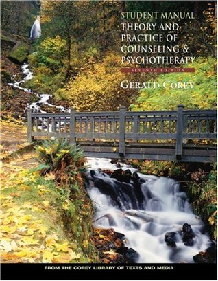 Student Manual For Coreys Theory And Practice Of Counseling And