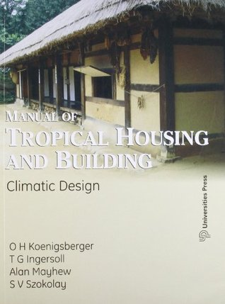Manual of Tropical Housing and Building: Climate Design