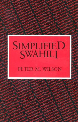 Simplified Swahili Paper by Peter Wilson