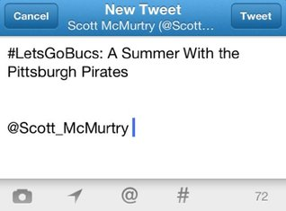 #LetsGoBucs - A Summer With the 2012 Pittsburgh Pirates