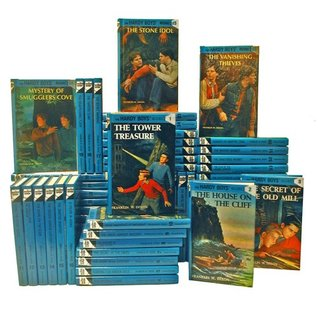 Hardy Boys Complete Series Set Books 1-66 (The Hardy Boys, #1-66)