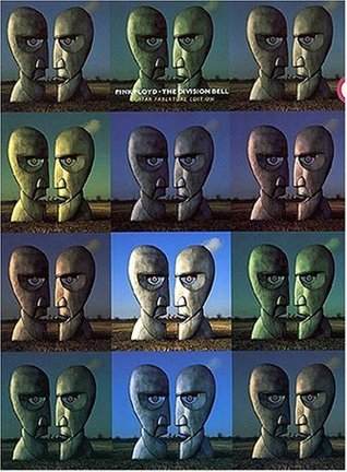 Pink Floyd: Division Bell Guitar Tablature Edition