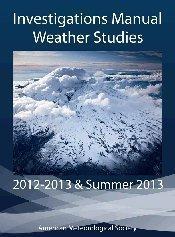 Investigations Manual Weather Studies