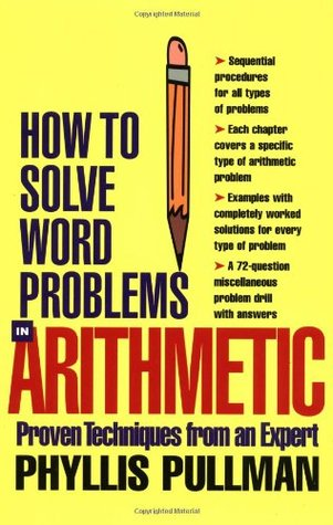 How to Solve Word Problems in  Arithmetic por Phyllis Pullman FB2 iBook EPUB 978-0071362719