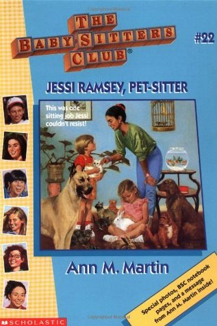 Jessi Ramsey, Pet-sitter (The Baby-Sitters Club, #22)