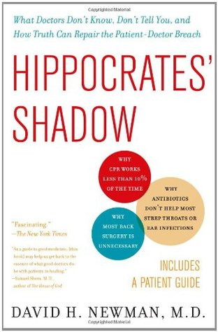 Ebook Hippocrates' Shadow by David H. Newman TXT!
