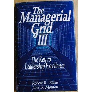 robert blake managerial grid