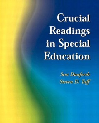 Crucial Readings in Special Education