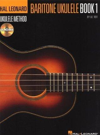 Hal Leonard Ukulele Method: Baritone Ukulele, Book 1 Book/CD