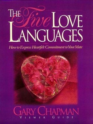 The Five Languages Of Love Book