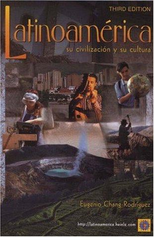 Descargue el ebook txt gratis Latinoamerica: Su Civilizacion y Su Cultura