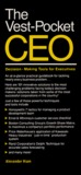 The Vest-Pocket CEO