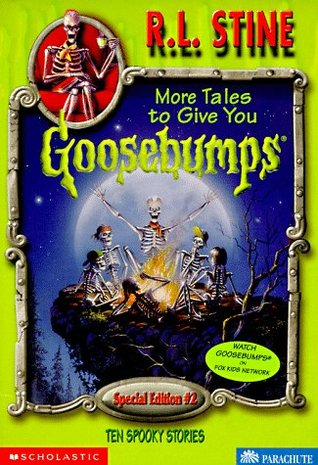 More tales to give you goosebumps by rl stine 125664 fandeluxe Gallery