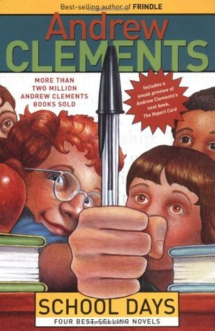 Andrew Clements School Days Boxed Set