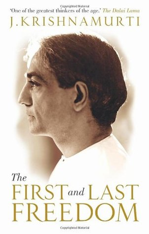 Image result for The First and Last Free freedom krishnamurti