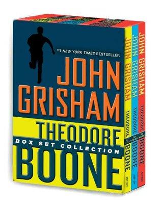 Theodore Boone box set #1-3