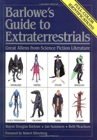 barlowe s guide to extraterrestrials great aliens from science rh goodreads com Barlowe's Herbal Elixirs Susan Barlow