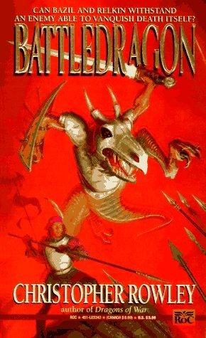 Battledragon (Bazil Broketail, #4)