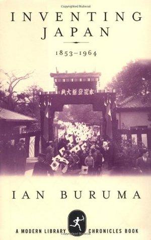 Inventing Japan by Ian Buruma