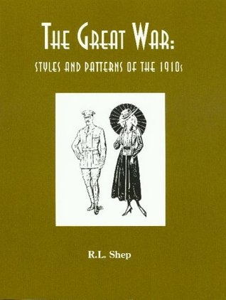The Great War: Styles & Patterns of the 1910s