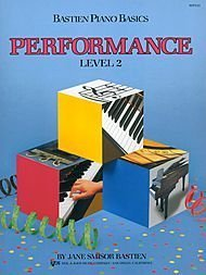 WP212 - Bastien Piano Basics Performance Level 2