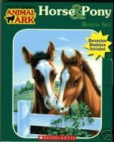 Horse & Pony set (Racehorse in the Rain, Ponies at the Point, Mare in the Meadow, Foals in the Field)