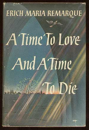 A TIME TO LIVE,A TIME TO DIE