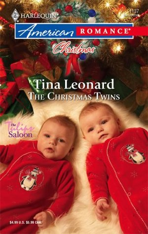 The Christmas Twins (The Tulips Saloon, #2)
