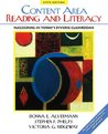 Content Reading and Literacy: Succeeding in Today's Diverse Classrooms