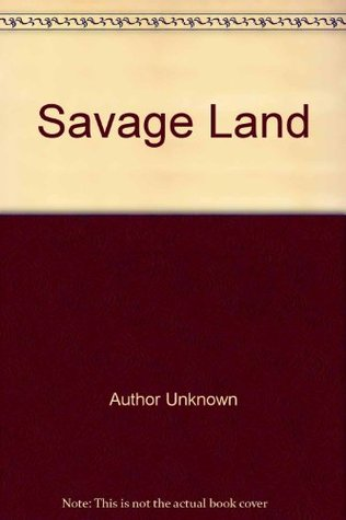 Savage Land by Janet Dailey
