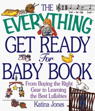 Everything Get Ready For Baby Book