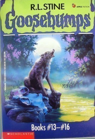 Goosebumps Boxed Set, Books 13 - 16:  Piano Lessons Can Be Murder / The Werewolf of Fever Swamp / You Can't Scare Me! / and One Day at HorrorLand