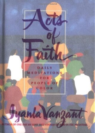 Acts Of Faith Iyanla Vanzant Pdf