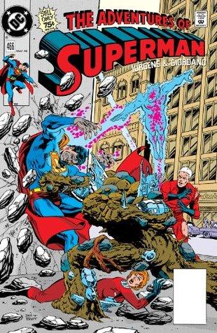 Adventures of Superman (1986-2006) #466