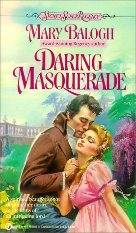 Daring Masquerade by Mary Balogh