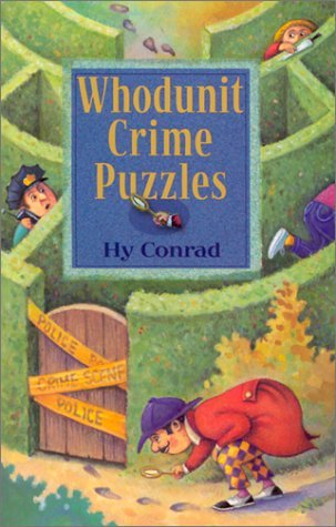 Whodunit Crime Puzzles MOBI EPUB por Hy Conrad
