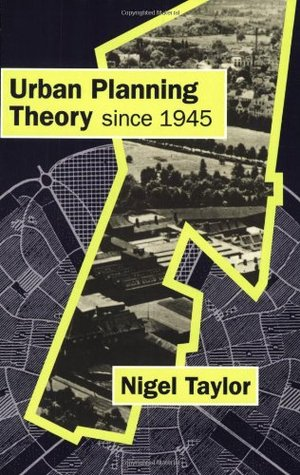 URBAN PLANNING THEORY SINCE 1945 PDF DOWNLOAD